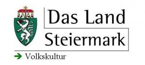 Logo Land Steiermark Volkskultur